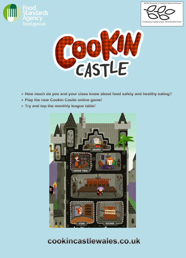 Cookin Castle Poster Download